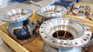 høytrykksspyler mekanisk industri